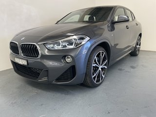 2020 BMW X2 F39 sDrive20i Coupe DCT Steptronic M Sport X Mineral Grey 7 Speed