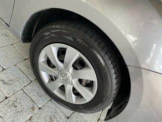 2011 Mazda 3 Neo Silver Sports Automatic Sedan.