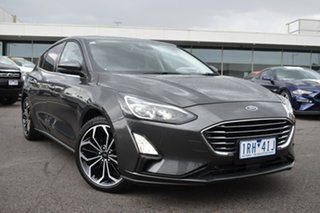 2020 Ford Focus SA 2020.25MY Titanium Magnetic 8 Speed Automatic Hatchback.
