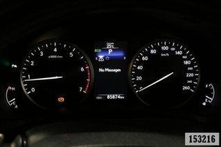 2016 Lexus NX200T AGZ10R Luxury (FWD) Vermillion Red 6 Speed Automatic Wagon