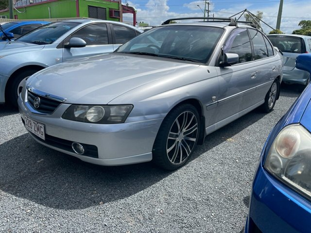 Used Holden Calais VY Underwood, 2002 Holden Calais VY Silver 4 Speed Automatic Sedan
