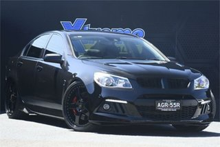 2014 Holden Special Vehicles ClubSport Gen-F MY14 R8 Black 6 Speed Manual Sedan.