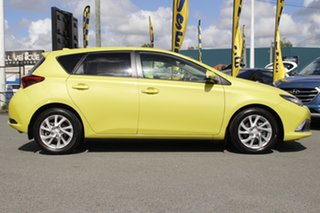 2016 Toyota Corolla ZRE182R Ascent Sport S-CVT Citrus 7 Speed Constant Variable Hatchback