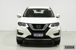 2019 Nissan X-Trail T32 Series 2 ST 7 Seat (2WD) Ivory Pearl Continuous Variable Wagon.