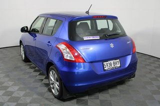 2015 Suzuki Swift FZ MY15 GL Navigator Blue 5 Speed Manual Hatchback