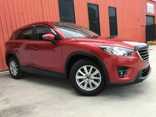 2015 Mazda CX-5 KE1032 Maxx SKYACTIV-Drive AWD Sport Red 6 Speed Sports Automatic Wagon.