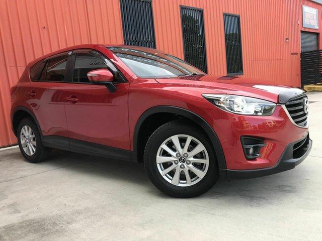 Used Mazda CX-5 KE1032 Maxx SKYACTIV-Drive AWD Sport Molendinar, 2015 Mazda CX-5 KE1032 Maxx SKYACTIV-Drive AWD Sport Red 6 Speed Sports Automatic Wagon