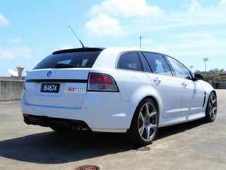 2015 Holden Special Vehicles ClubSport Gen-F MY15 R8 Tourer White 6 Speed Sports Automatic Wagon