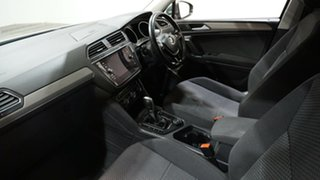 2019 Volkswagen Tiguan 5N MY19.5 132TSI Comfortline DSG 4MOTION Allspace Deep Black 7 Speed