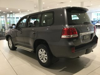 2011 Toyota Landcruiser VDJ200R MY10 GXL Grey 6 Speed Sports Automatic Wagon