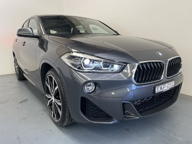 Demo BMW X2 F39 sDrive20i Coupe DCT Steptronic M Sport X Newcastle West, 2020 BMW X2 F39 sDrive20i Coupe DCT Steptronic M Sport X Mineral Grey 7 Speed