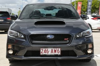 2017 Subaru WRX V1 MY18 STI AWD Premium Dark Grey 6 Speed Manual Sedan