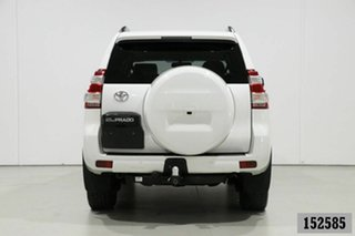 2014 Toyota Landcruiser Prado KDJ150R MY14 GXL (4x4) White 5 Speed Sequential Auto Wagon