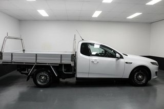 2015 Ford Falcon FG X Super Cab White 6 Speed Sports Automatic Cab Chassis