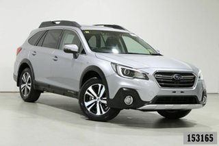 2019 Subaru Outback MY19 2.5I Premium AWD Ice Silver Continuous Variable Wagon.