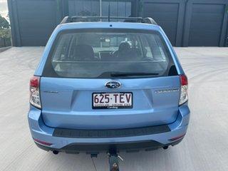 2011 Subaru Forester S3 MY12 X AWD Blue 4 Speed Sports Automatic Wagon