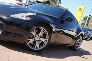 2010 Nissan 370Z Z34 MY10 Black 6 Speed Manual Coupe.