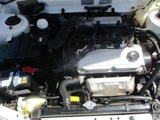 2001 Mitsubishi Lancer CE GLXi White 4 Speed Automatic Wagon