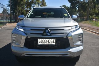 2020 Mitsubishi Pajero Sport QF MY20 GLS Sterling Silver 8 Speed Sports Automatic Wagon.