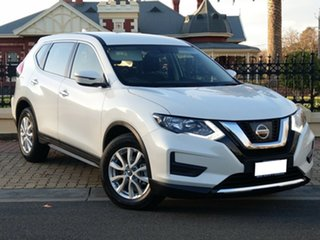 2020 Nissan X-Trail T32 Series III MY20 ST X-tronic 2WD Silver 7 Speed Constant Variable Wagon.