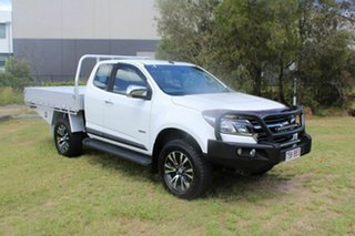 2017 Holden Colorado RG MY17 LTZ Pickup Space Cab White 6 Speed Sports Automatic Utility.