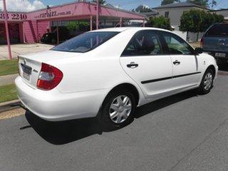 2003 Toyota Camry ACV36R Altise White 5 Speed Automatic Sedan.