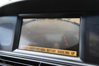 2008 Subaru Tribeca B9 MY08 R AWD Premium Pack Black 5 Speed Sports Automatic Wagon