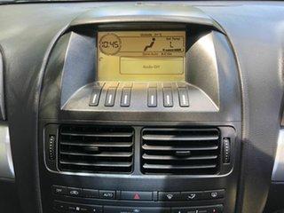 2008 Ford Falcon FG R6 Ute Super Cab Silver 5 Speed Sports Automatic Utility