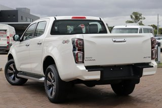 2020 Isuzu D-MAX RG MY21 LS-U Crew Cab Mineral White 6 Speed Manual Utility.