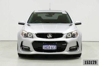2016 Holden Commodore VF II SS-V Redline Silver 6 Speed Manual Sedan.