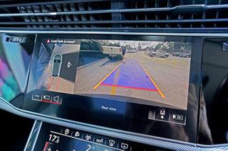 2019 Audi Q8 4M F1 MY20 55 TFSI Tiptronic Quattro Blue 8 Speed Sports Automatic Wagon