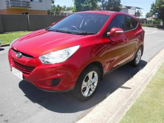 2013 Hyundai ix35 LM2 Active Red 5 Speed Manual Wagon