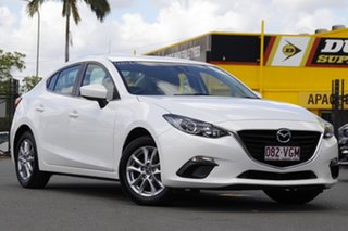 2014 Mazda 3 BM5278 Touring SKYACTIV-Drive Snowflake White Pearl 6 Speed Sports Automatic Sedan.