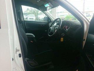 2014 Toyota Hilux KUN16R MY14 SR Glacier White 5 Speed Manual Dual Cab Pick-up