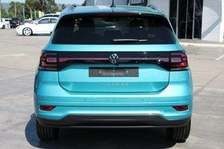 2020 Volkswagen T-Cross C1 MY21 85TSI DSG FWD Style Reef Blue Metallic 7 Speed