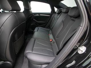 2018 Audi A3 8V MY18 2.0 TFSI Quattro S Line LE Black 7 Speed Auto S-Tronic Sedan
