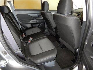 2016 Mitsubishi Outlander ZK MY16 LS (4x4) Grey Continuous Variable Wagon