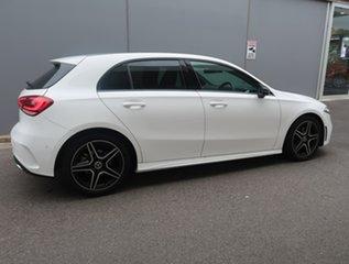 2019 Mercedes-Benz A-Class W177 A180 DCT White 7 Speed Sports Automatic Dual Clutch Hatchback
