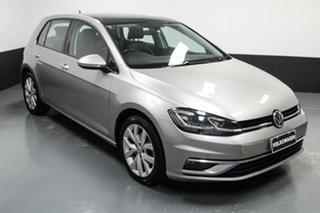 2017 Volkswagen Golf 7.5 MY17 110TSI DSG Highline Tungsten Silver 7 Speed.