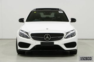 2016 Mercedes-AMG C43 C White 9 Speed Automatic G-Tronic Sedan.