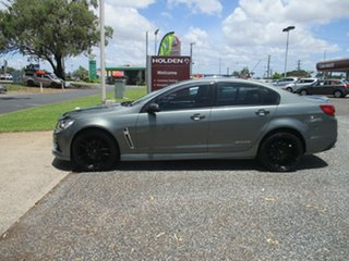 2015 Holden Commodore VF MY15 SV6 Storm Prussian Steel 6 Speed Sports Automatic Sedan.