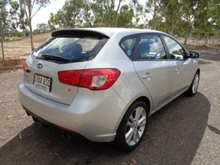 2012 Kia Cerato TD MY12 Extra Silver 6 Speed Sports Automatic Hatchback