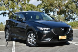 2015 Mazda CX-3 DK2W76 Neo SKYACTIV-MT Black 6 Speed Manual Wagon.