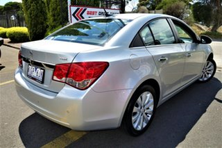2015 Holden Cruze JH Series II MY15 CDX Silver 6 Speed Sports Automatic Sedan.