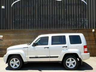 2012 Jeep Cherokee KK MY12 Sport 4x2 Silver 4 Speed Automatic Wagon