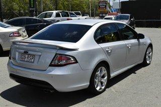 2011 Ford Falcon FG Upgrade XR6 Limited Edition Silver 6 Speed Auto Seq Sportshift Sedan