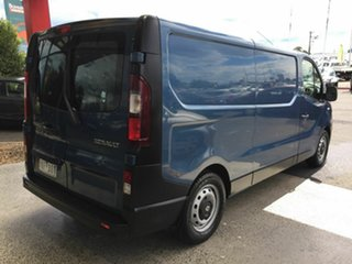 2017 Renault Trafic X82 MY17 LWB Blue 6 Speed Manual Van