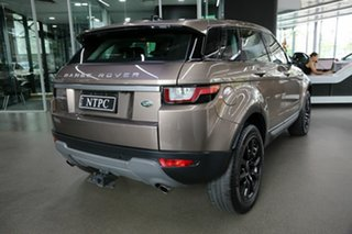 2017 Land Rover Range Rover Evoque L538 MY18 TD4 150 SE Bronze 9 Speed Sports Automatic Wagon