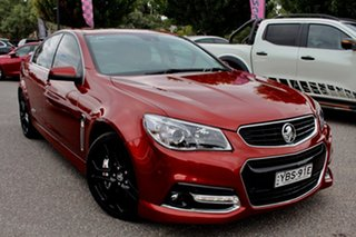 2014 Holden Commodore VF MY14 SS V Redline Red 6 Speed Sports Automatic Sedan.