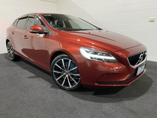 2016 Volvo V40 M Series MY16 D2 Adap Geartronic Kinetic Red 6 Speed Sports Automatic Hatchback.